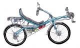 Cal Brackin's portrait of our bike!