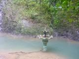 Spontane fontein in 't niets