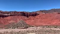 Lerma Valley, van Salta naar Cafayate