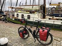 Zeilschip Wilhelmina (helaas dit jaar geen zeiltocht naar Terschelling)