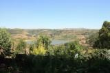 Uitzicht van de camping... ;-)