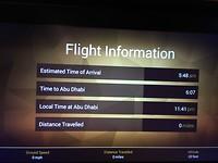 Vlucht informatie