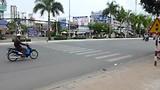Het verkeer in Can Tho