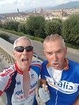 Selfie in Florence