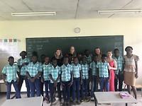 Groep 8 openbare basisschool Aurora