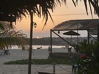 Sunset @ Playa Zicatela