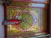 In de tempel 😁