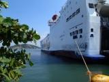 De boot in Mazatlan