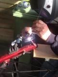 Ton welding