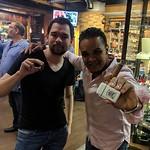 Raoul en Pedro Gomez van Drew Estate