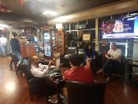 Aston Event bij Mike's Cigars