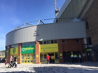 Carrow Road stadion