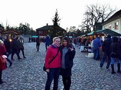 Kerstmarkt Gamla Linköping