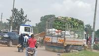 Drukte in Kampala