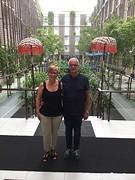 Laatste foto bij ons vertrek vanuit het hotel