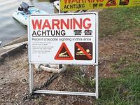 Jammer mochten niet zwemmen HIHI