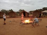 outback Kampvuur
