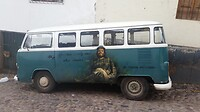 Supertramp VW bus