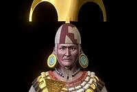 Zo zag El Señor de Sipán er waarschijnlijk uit