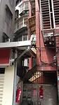 Ingang appartement