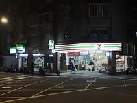 Convenience stores 2 naast elkaar