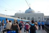 aankomst Odesa