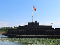 de verdediging van de citadel