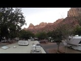 timelapse zion rv campground