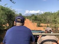 Vanuit de Safari truck