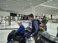 Vliegveld Auckland 2020