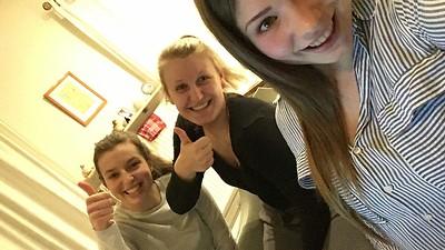 Mart, Hanne & Rien