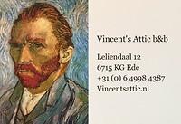 Vincent van Gogh dus!