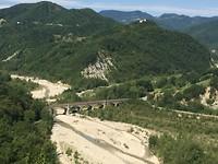 Een brug...te ver