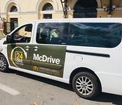 De echte McDrive