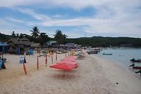 Strand van Perhentian Kecil