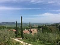 Toscaanse landschap