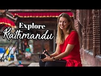 The BEST things to do in KATHMANDU 2019 | Nepal Travel Video 4k #visitnepal2020