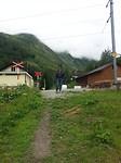 Arno tijdens wandeling