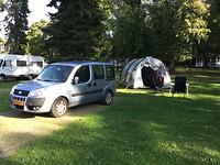Camping Harmala onze plek