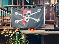 Lost in Changmai impressions - de piraat