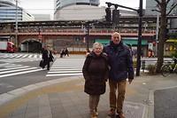 opa en oma in Tokyo
