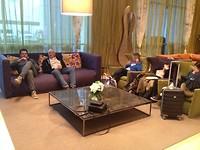 receptie hotel La Verda Suites