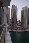 uitzicht vanuit appartement