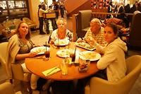 Restaurant in Dubai Mall