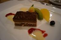 diner bij Garden Palace