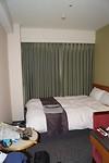 onze kamer in Garden Palace