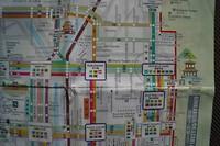 bus plattegrond