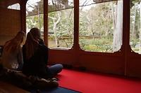 Kinkaku-ji, Gouden Tempel, thee ceremonie