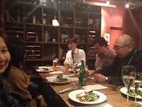 eten bij bistro Jin