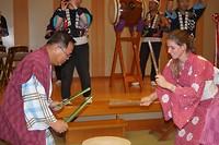 Taiko (太鼓) trommel, Kumi-Daiko  (組太鼓; 組, kumi: groep)